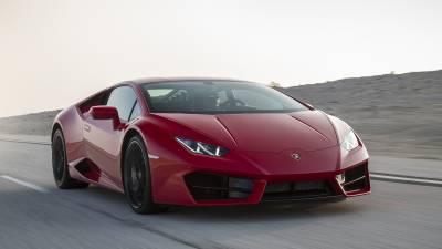 Lamborghini Huracán<br/>RWD
