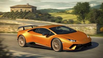 Lamborghini Huracán<br/>Performante
