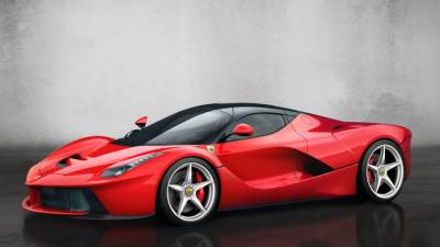 FERRARI LaFerrari<br/>Coupé