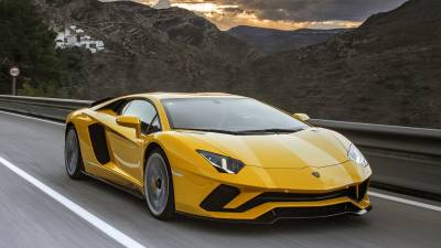 Lamborghini Aventador<br/>S Coupé