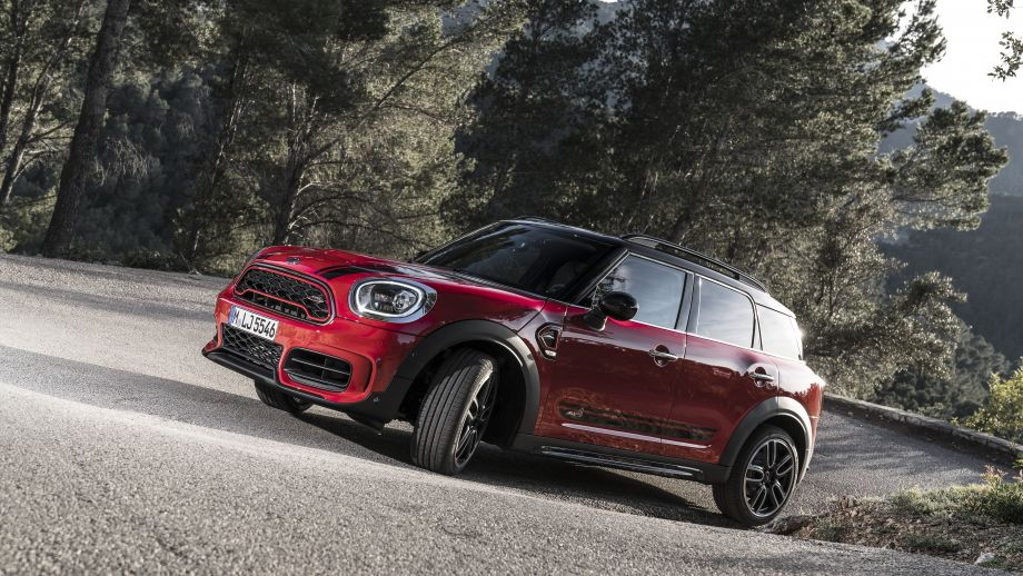 MINI JCW Countryman SUV