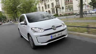 VW e-up!<br/>5-Türer