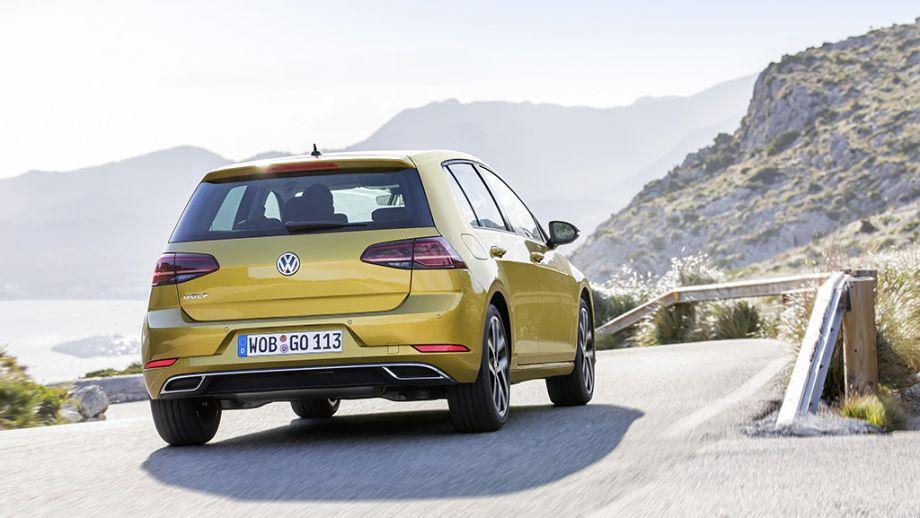 VW Golf 3-Türer