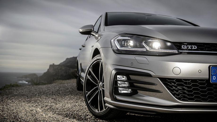 VW Golf GTD 5-Türer