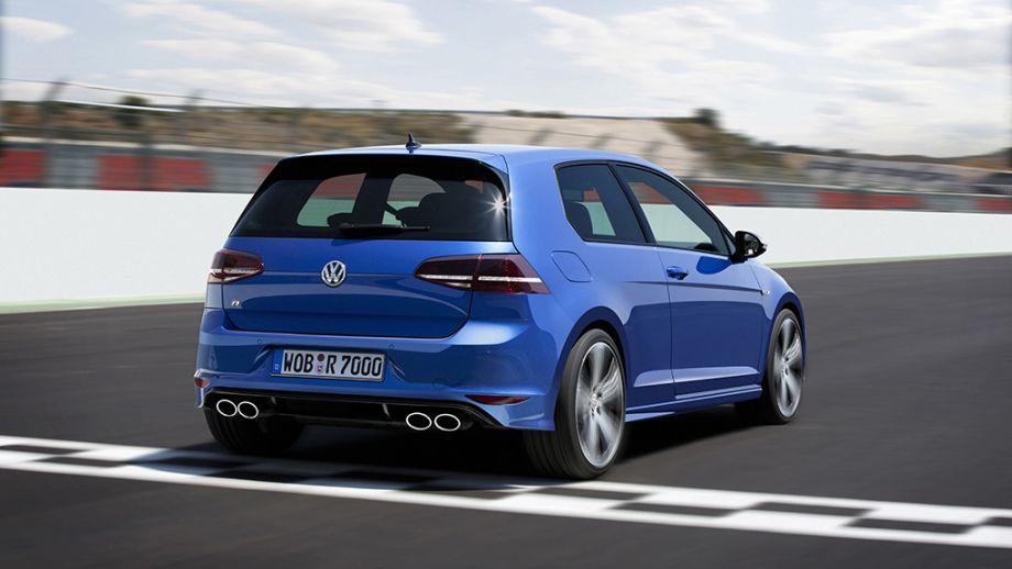 VW Golf R 3-Türer
