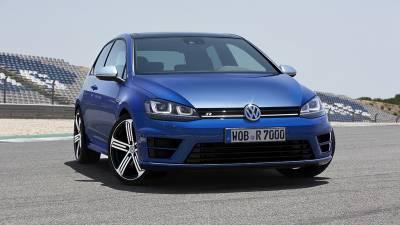 VW Golf R<br/>3-Türer
