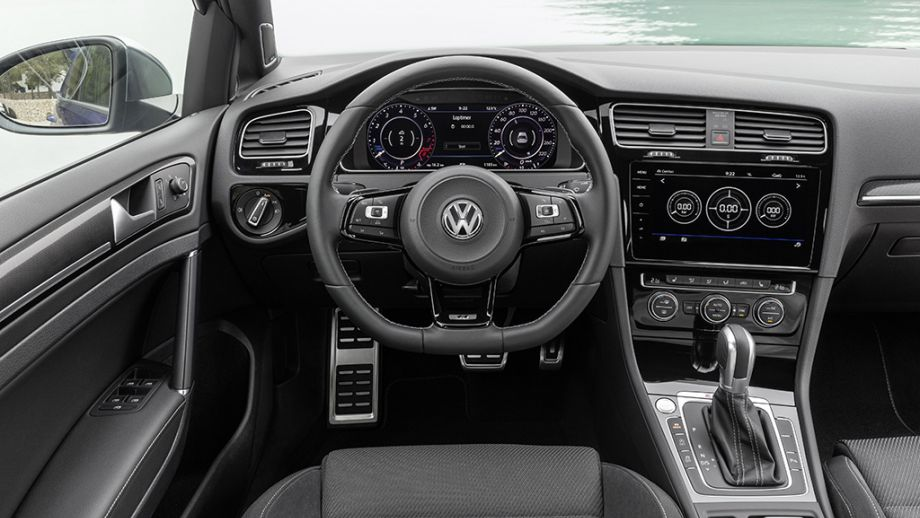 VW Golf R 5-Türer