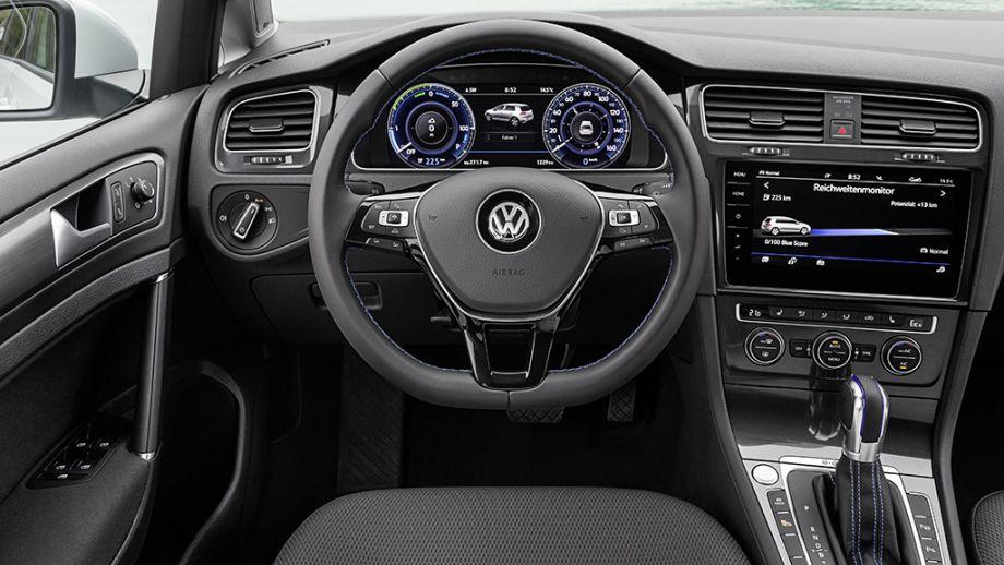 VW e-Golf 5-Türer
