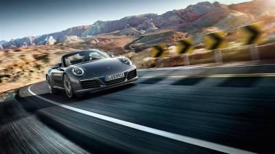 Porsche 911<br/>Carrera Cabriolet