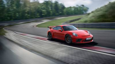 Porsche 911<br/>GT3