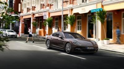 Porsche Panamera<br/>4 Executive