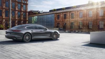 Porsche Panamera<br/>Turbo Executive
