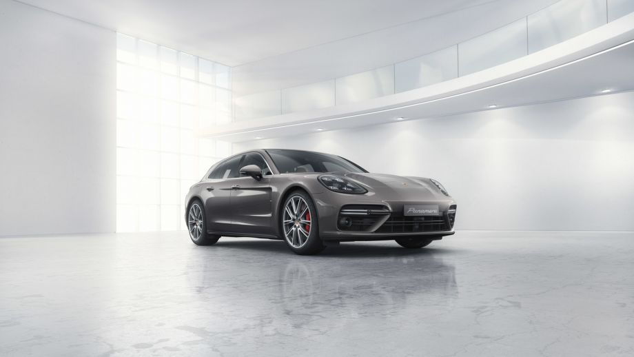 Porsche Panamera Turbo Sport Turismo
