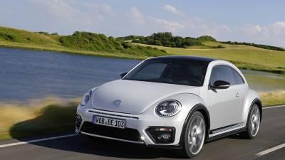 VW Beetle<br/>3-Türer