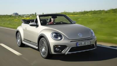 VW Beetle<br/>Cabriolet