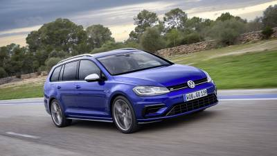 VW Golf R<br/>Variant