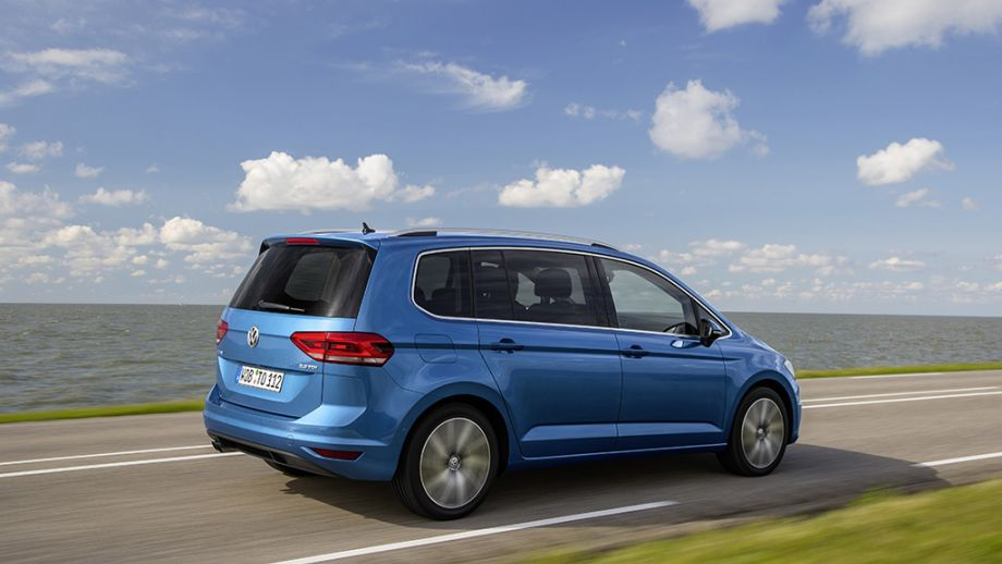 VW Touran  5-Türer