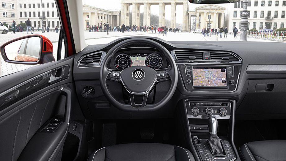VW Tiguan SUV