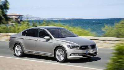 VW Passat Limousine
