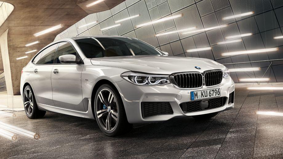 BMW 6er Gran Turismo M-Paket