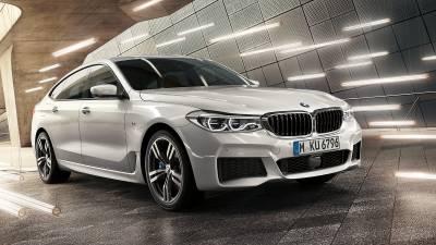 BMW 6er<br/>Gran Turismo