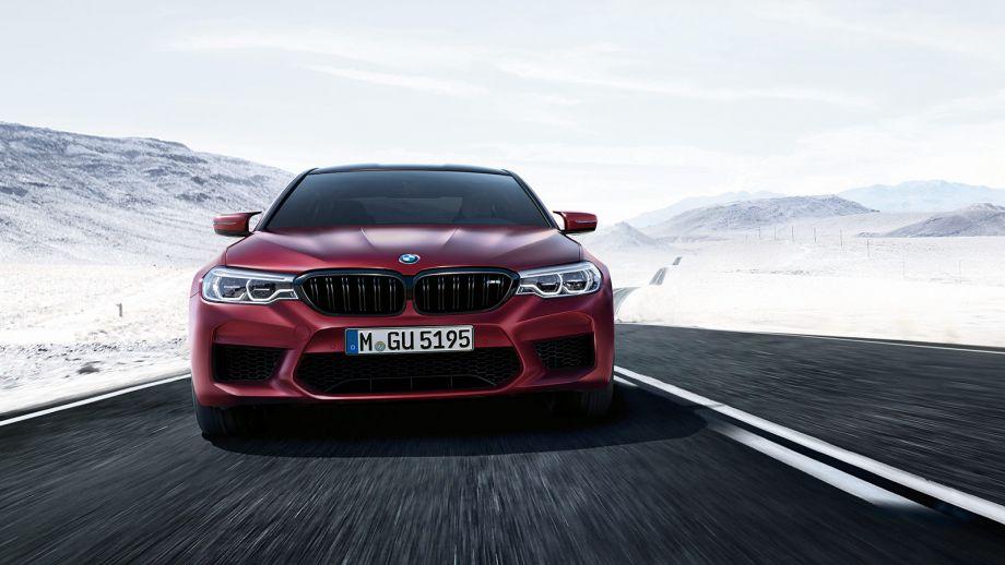 BMW M5 Competition Limousine