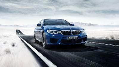 BMW M5<br/>Limousine
