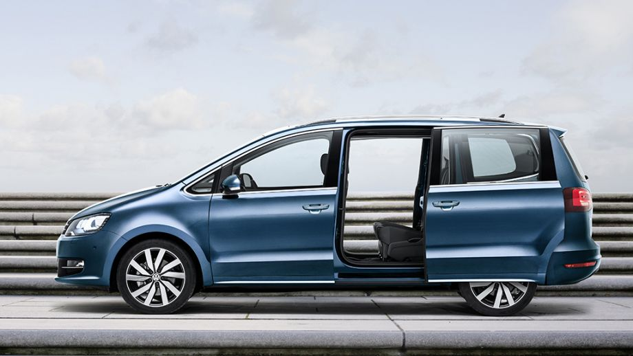 VW Sharan Van