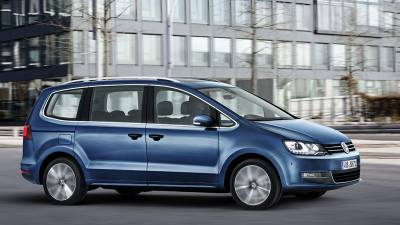VW Sharan<br/>Van