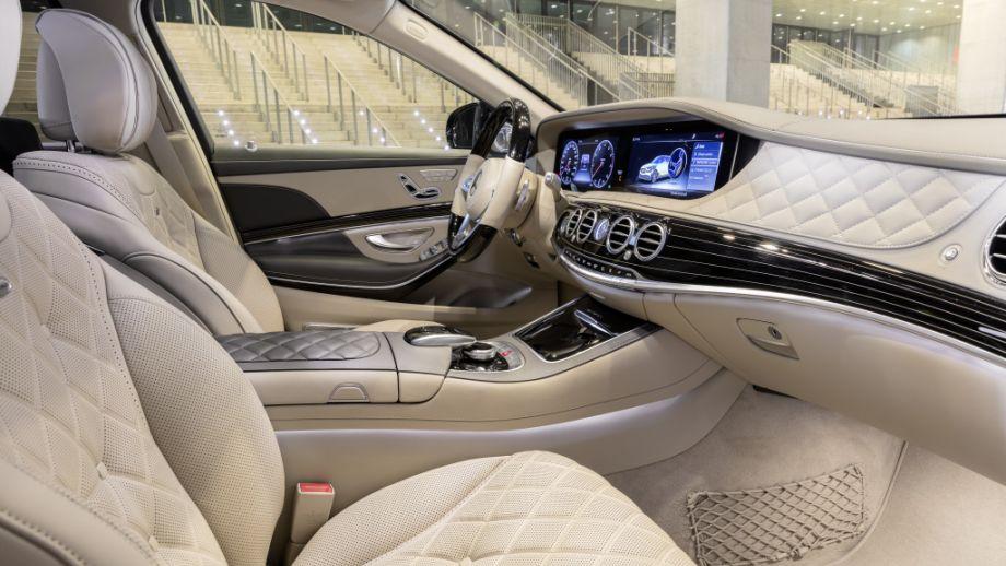 Mercedes-Benz S-Klasse Limousine  Interieur