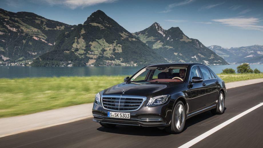 Mercedes-Benz S-Klasse Limousine