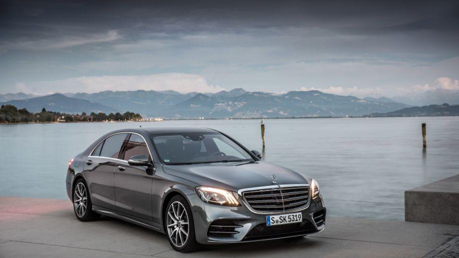 Mercedes-Benz S-Klasse Limousine Front