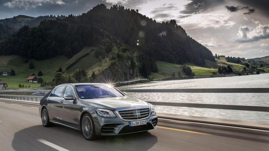 Mercedes-Benz S-Klasse Limousine  AMG Line