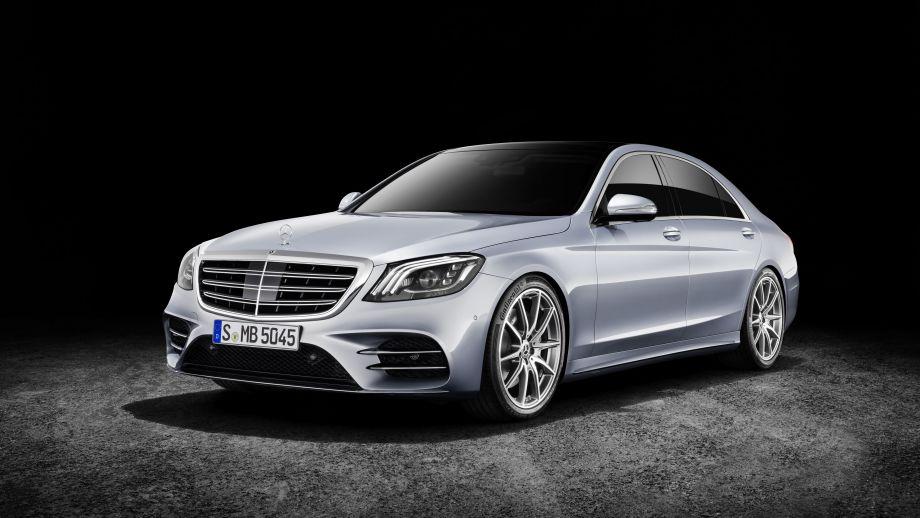 Mercedes-Benz S-Klasse Limousine Langversion Front