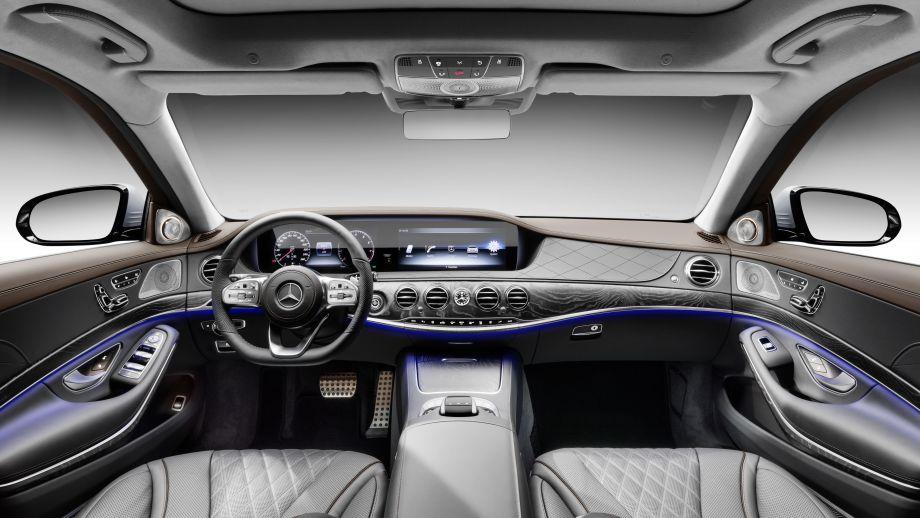 Mercedes-Benz S-Klasse Limousine LangversionMercedes-Benz S-Klasse Limousine Langversion