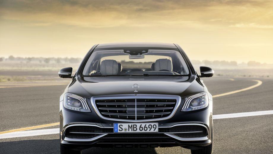 Mercedes-Maybach S-Klasse  schwarz