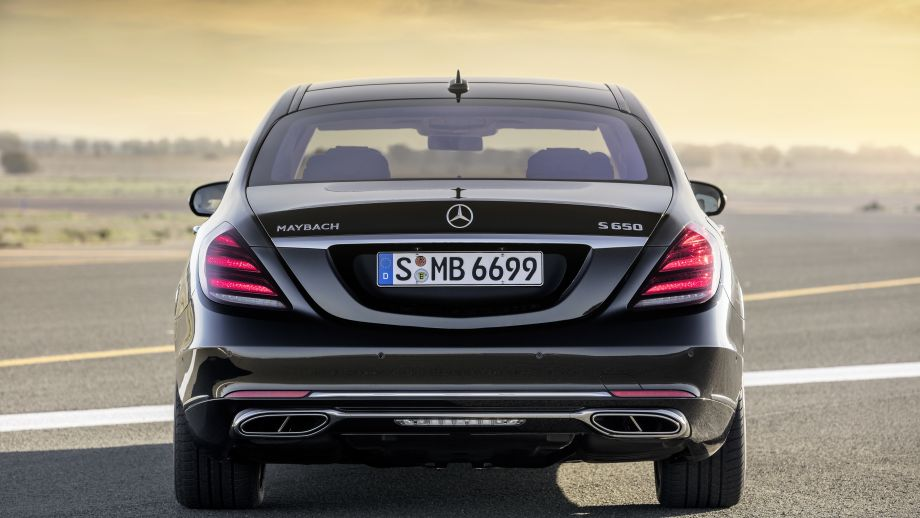 Mercedes-Maybach S-Klasse S560 S650