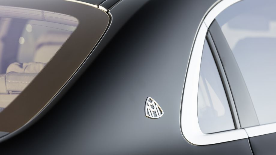 Mercedes-Maybach S-Klasse Logo