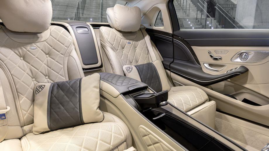 Mercedes-Maybach S-Klasse  Sitze