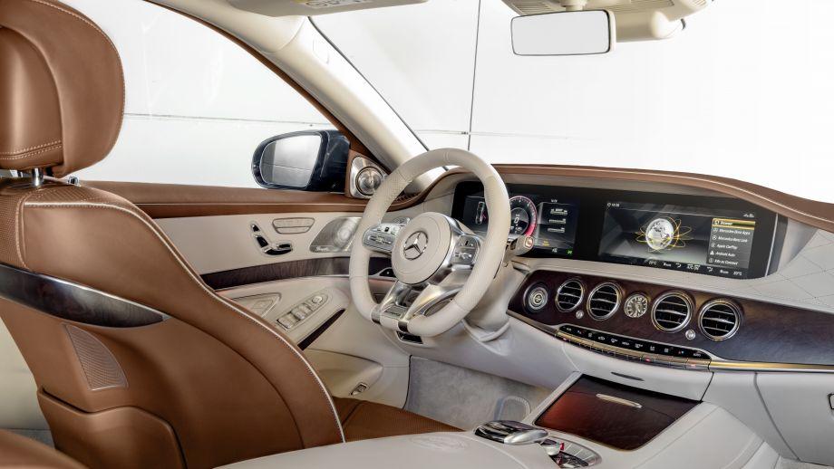 Mercedes-AMG S65 Limousine Interieur