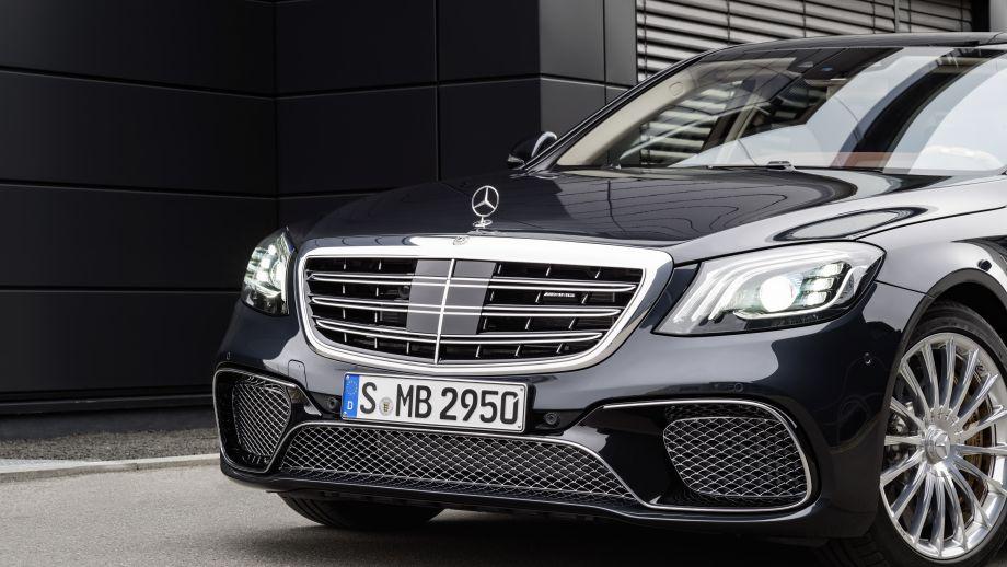 Mercedes-AMG S65 Limousine Front