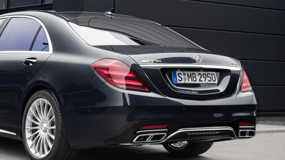 Mercedes-AMG S65 Limousine