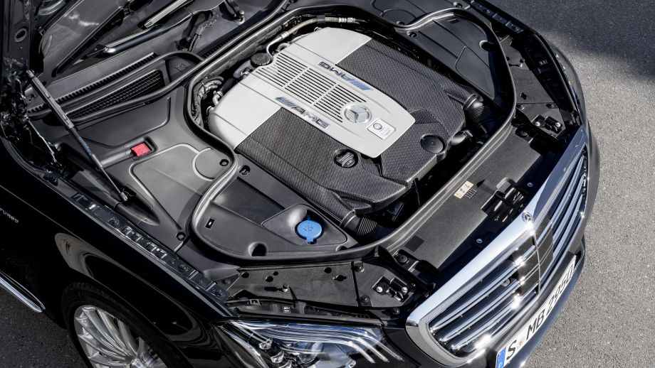 Mercedes-AMG S65 Limousine V12 Biturbo