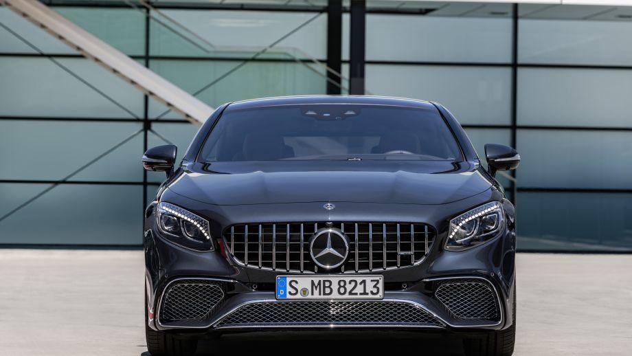Mercedes-AMG S65 Coupé Front