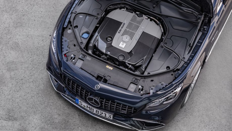 Mercedes-AMG S65 Coupé V12 Biturbo