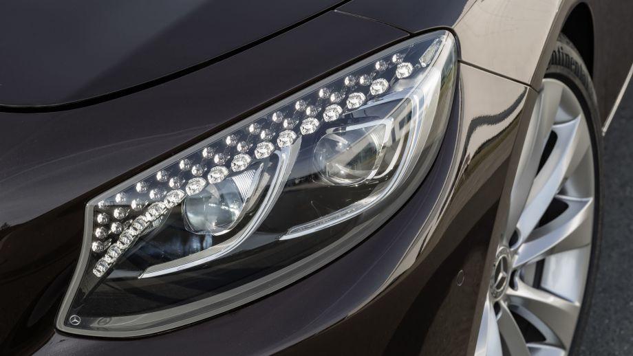 Mercedes-Benz S-Klasse Cabriolet LED