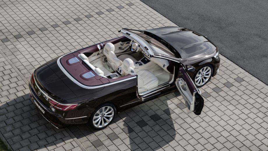 Mercedes-Benz S-Klasse Cabriolet kaufen