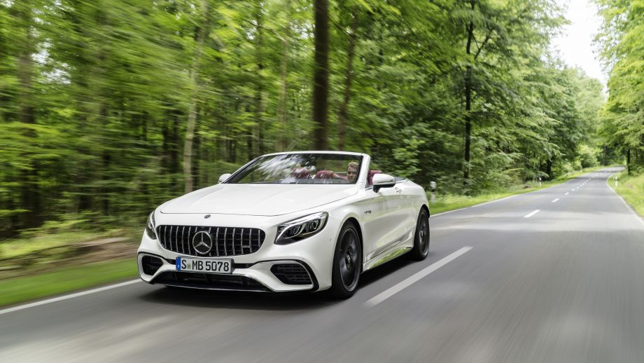 Mercedes-AMG S63 4MATIC Cabriolet