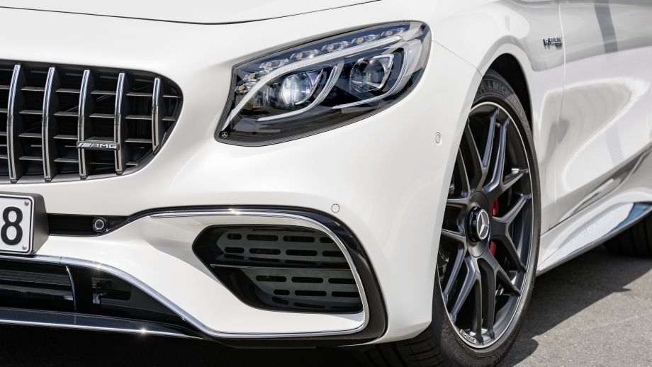 Mercedes-AMG S63 4MATIC Cabriolet LED