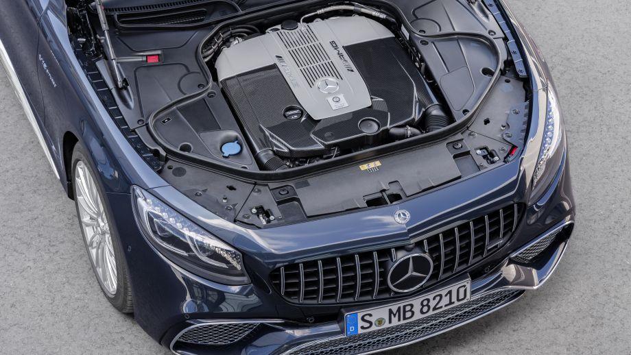 Mercedes-AMG S65 Cabriolet V12 Biturbo